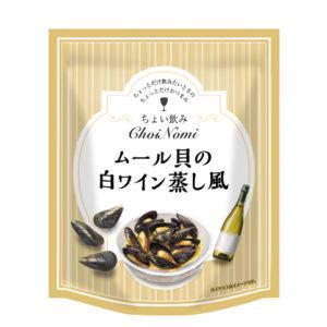 ムール貝の白ワイン蒸し風